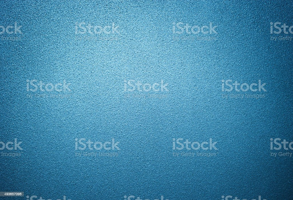 blue frosted glass texture background stock photo