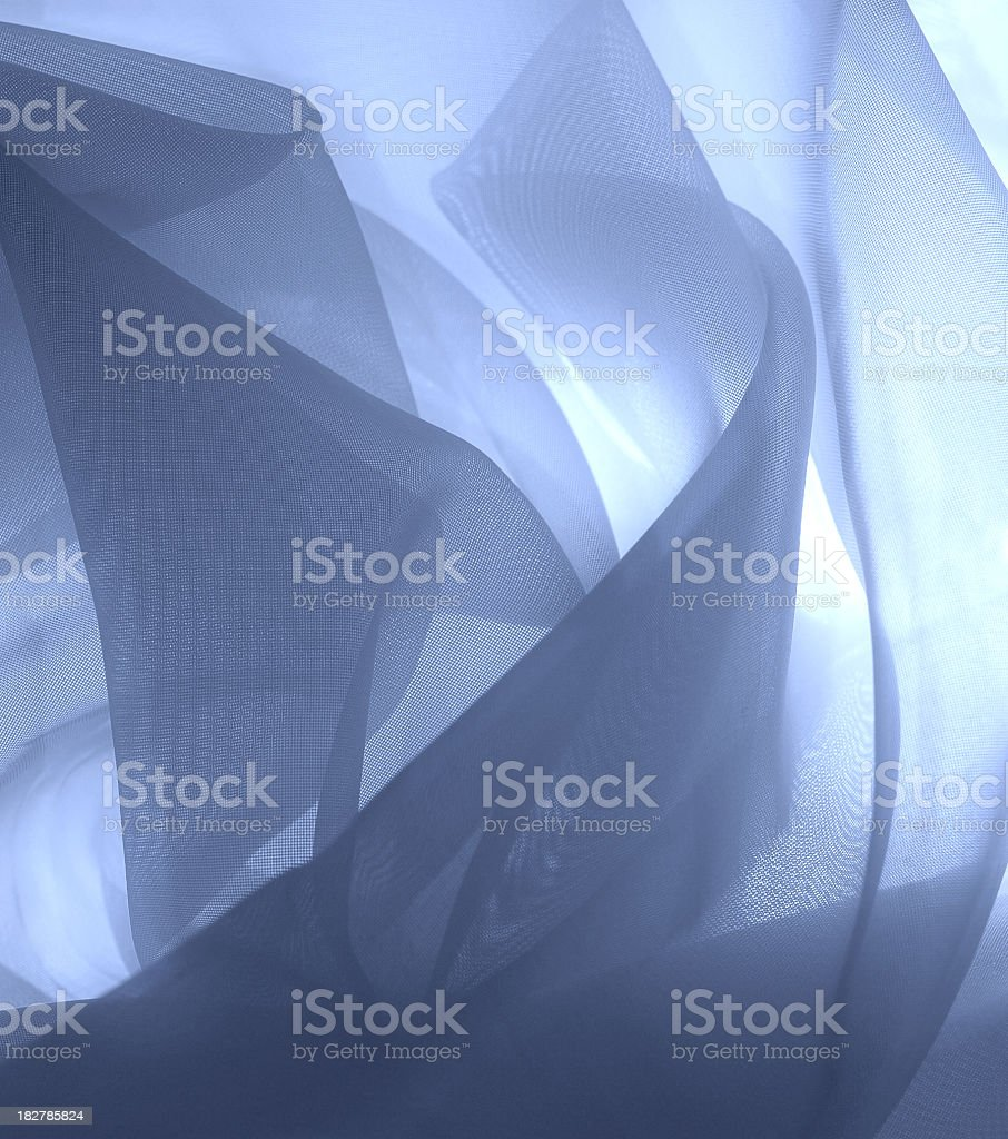 blue futuristic  background royalty-free stock photo