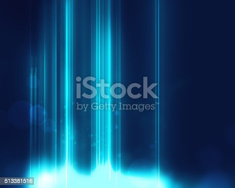 istock blue geometric  shape abstract technology background 513381516