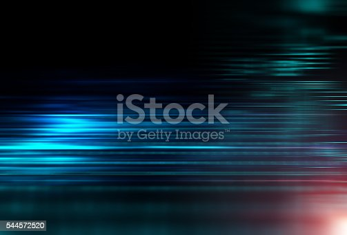 istock blue geometric  shape abstract technology background 544572520
