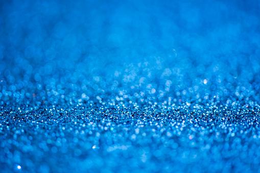 977706014 istock photo Blue Glitter Background 1134691787