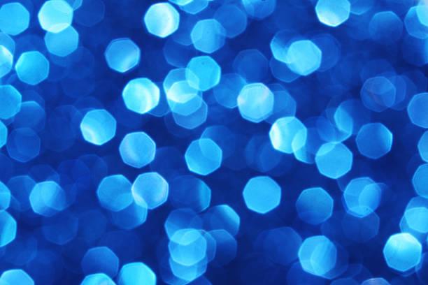 blue glitter weihnachten abstrakt hintergrund - weihnachten de stock-fotos und bilder