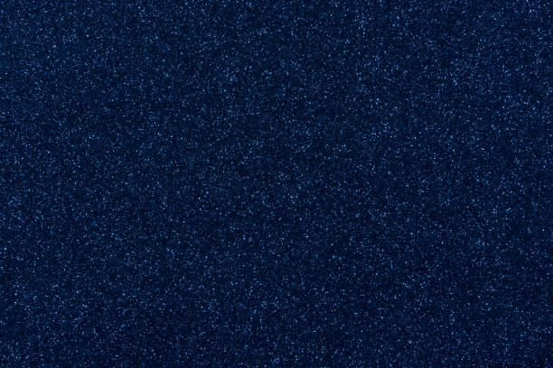 blue glitter texture abstract background - navy stock photos and pictures