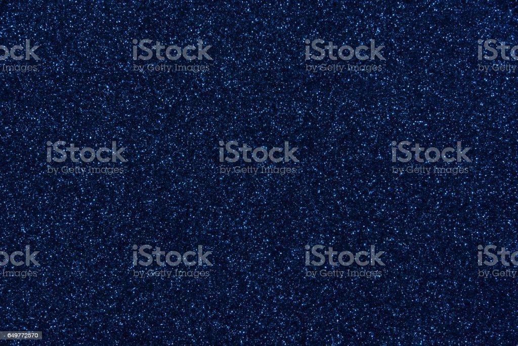 texture di sfondo astratto blu glitter  - foto stock