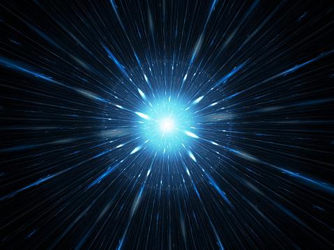 Starburst Space