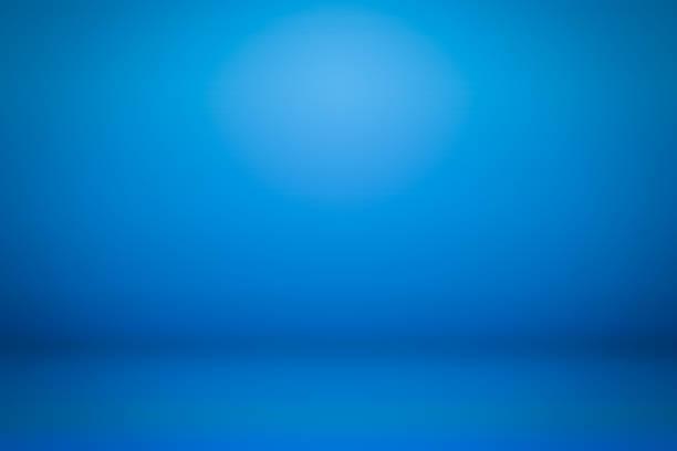 blue gradient backdrops. display product background. - scenario foto e immagini stock