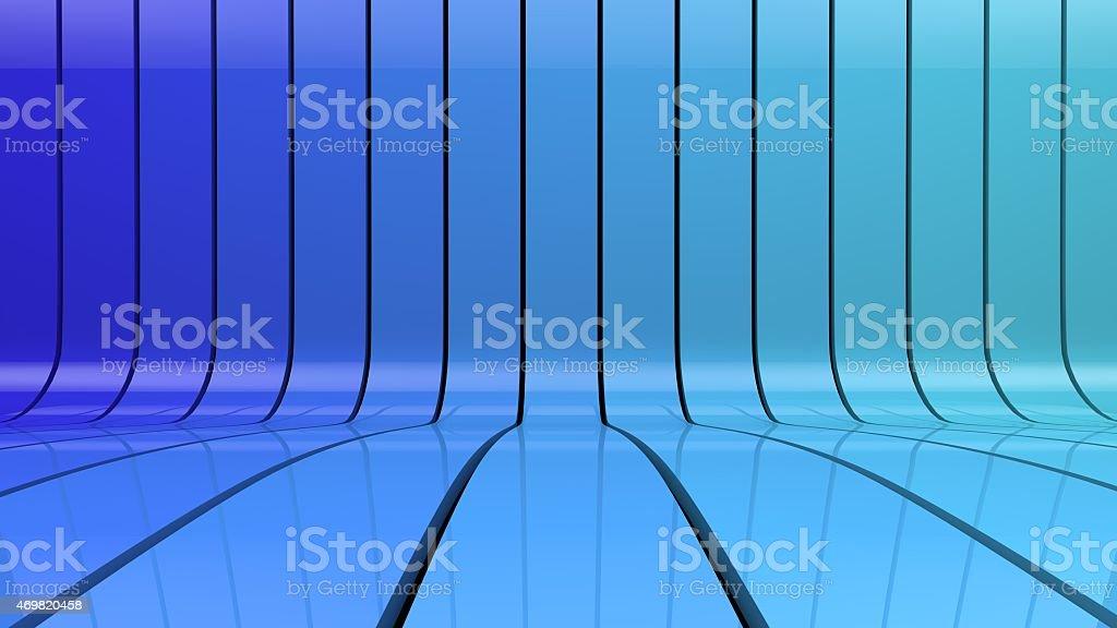 blue gradient background stock photo