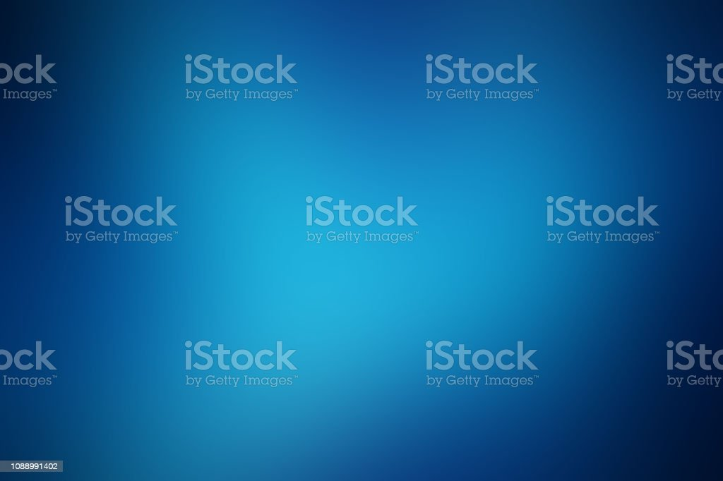 blue gradient soft background Abstract blur blue background, soft defocused blurred texture, gradient design with space for text, illustration of deep water Abstract Stock Photo