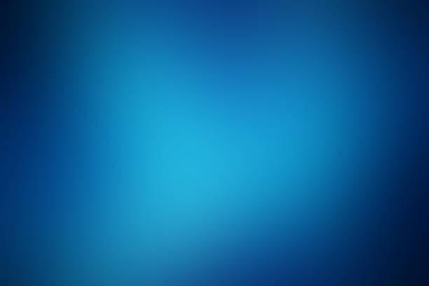 fond doux dégradé bleu - bleu photos et images de collection