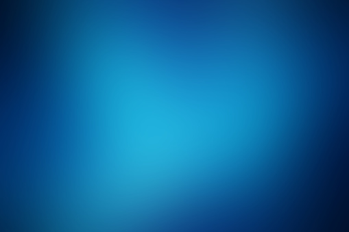 Blue Gradient Soft Background Stock Photo - Download Image Now