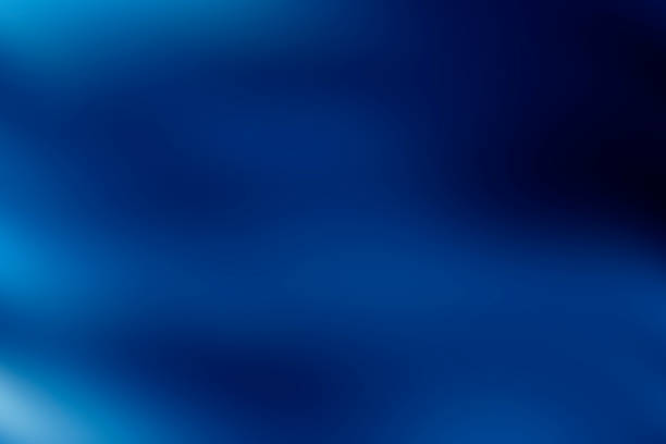 fond mou de gradient bleu - élément graphique photos et images de collection