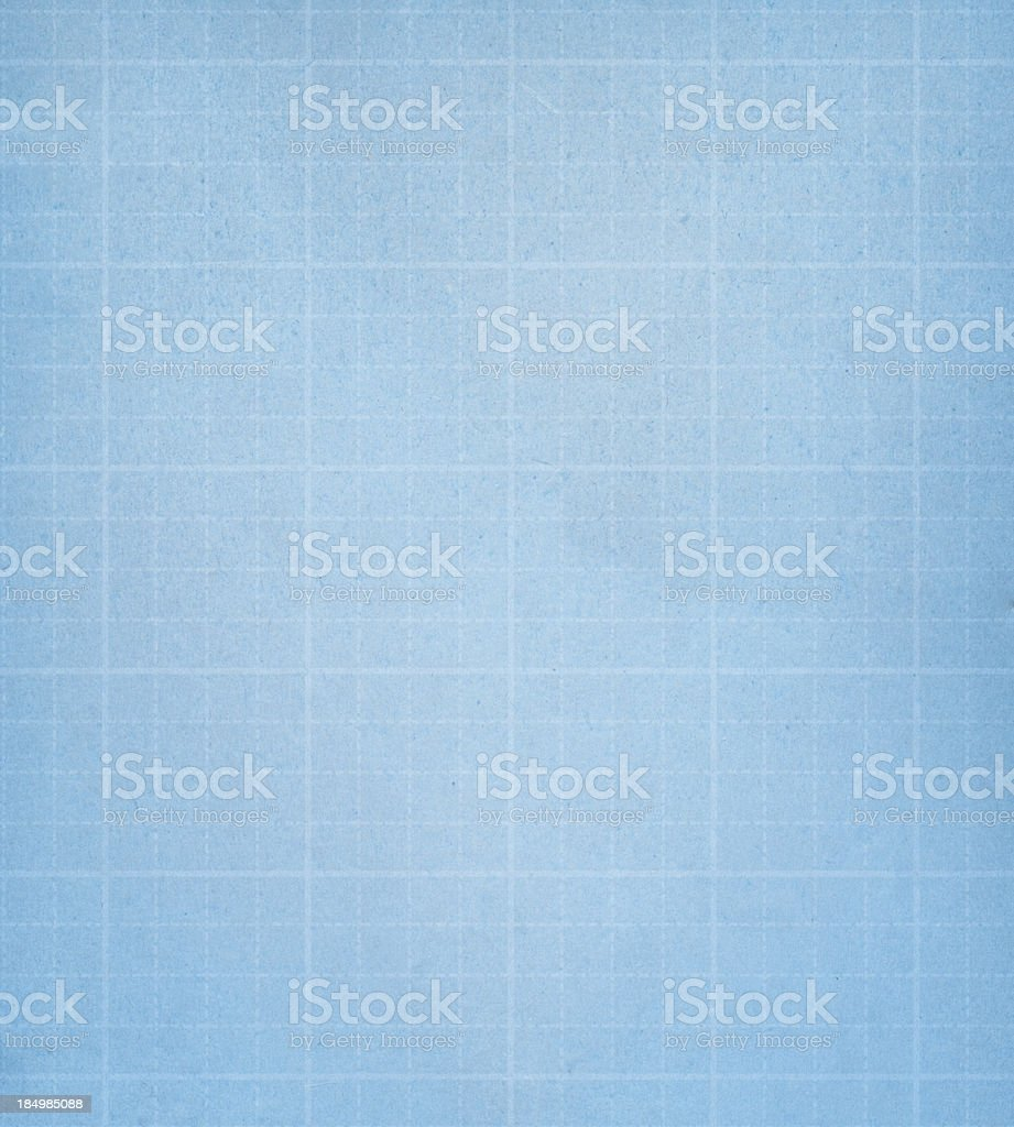 blue graph paper stock photo