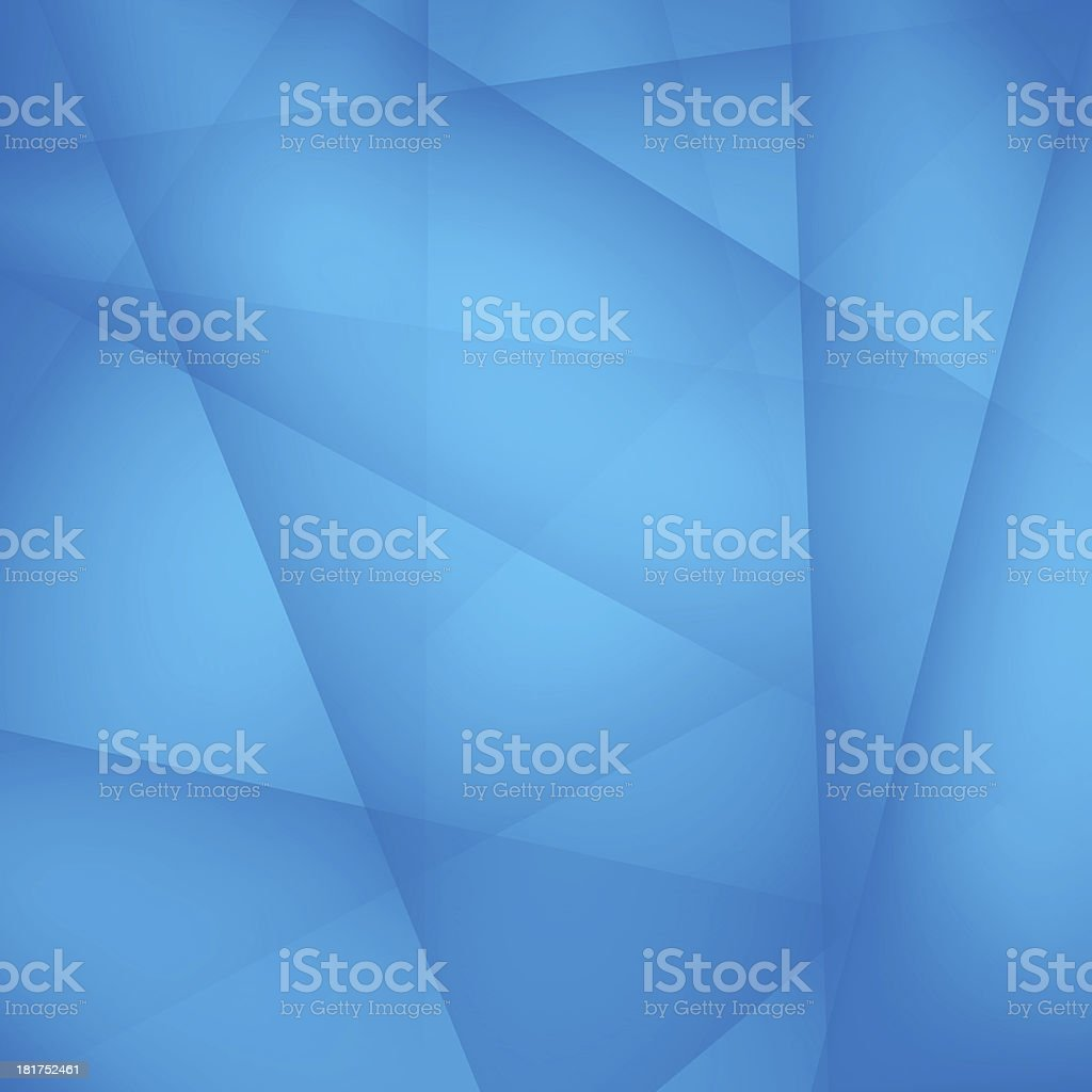 Blue graphic background art with divergent lines displayed royalty-free stock photo