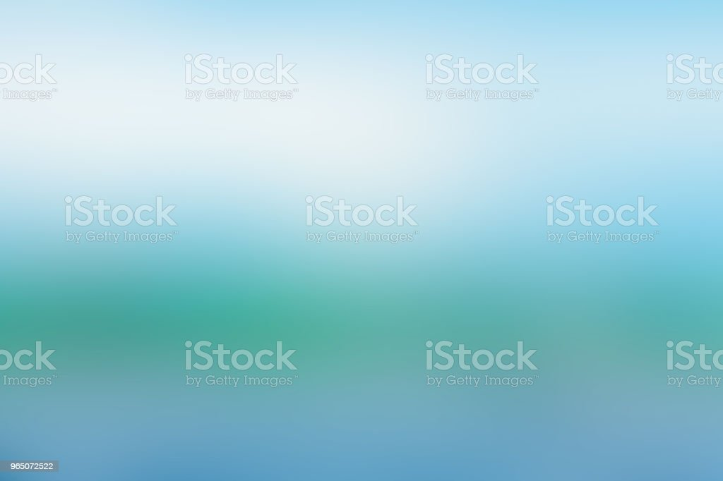 Blue green abstract blurred background royalty-free stock photo