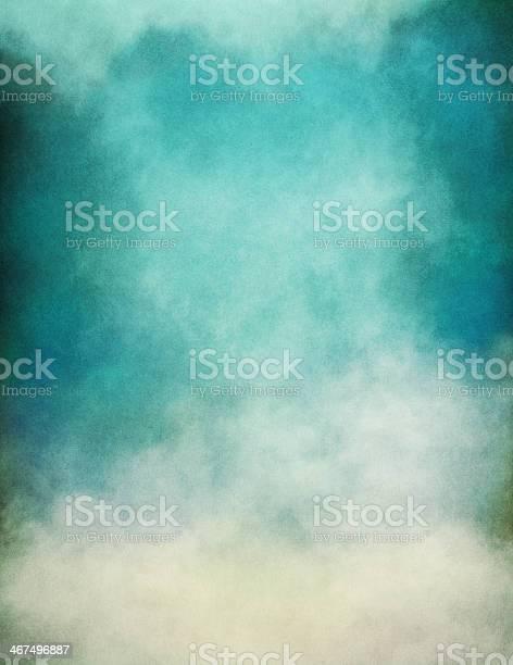 Photo of Blue Green Fog
