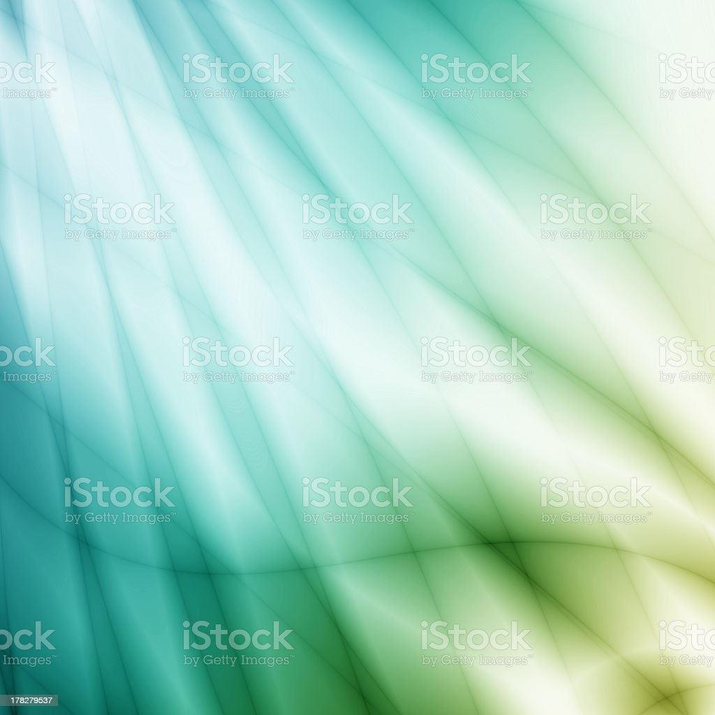 Blue green wave stream texture background royalty-free stock photo
