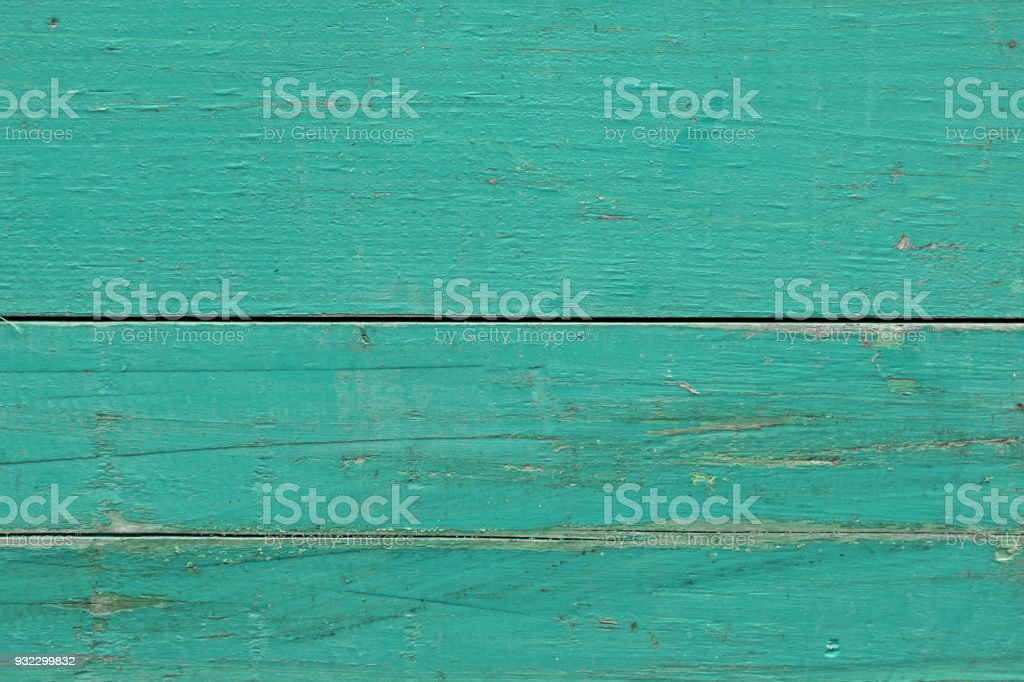 blue green wooden background stock photo