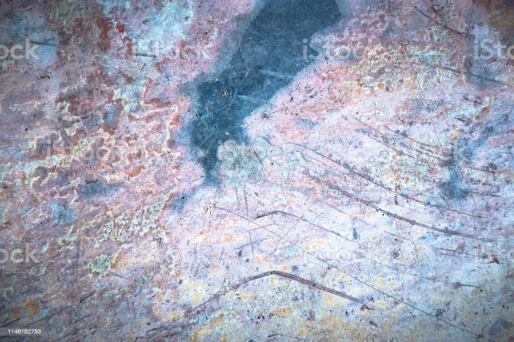 Blue Grey Marble Texture With Natural Pattern For Background Stock Photo Download Image Now Istock