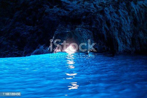 Blue Groto Capri
