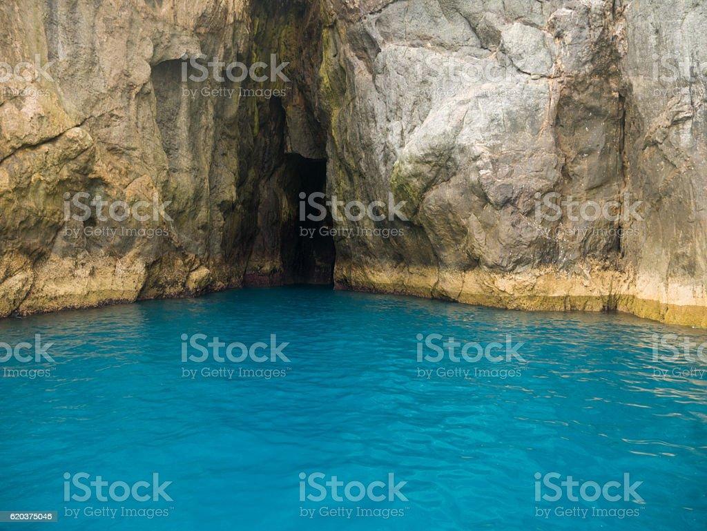 Blue Grotto, Arraial Do Cabo, Rio de Janeiro - foto de acervo