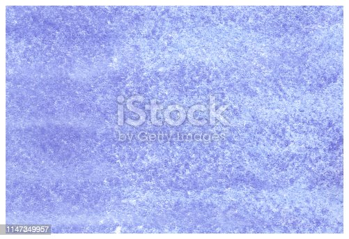 istock Blue grunge aquarelle painted paper textured canvas for vintage design, invitation card, template. 1147349957