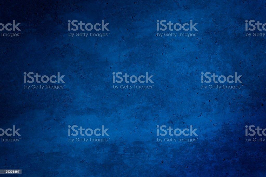 Blaue grunge Hintergrund – Foto