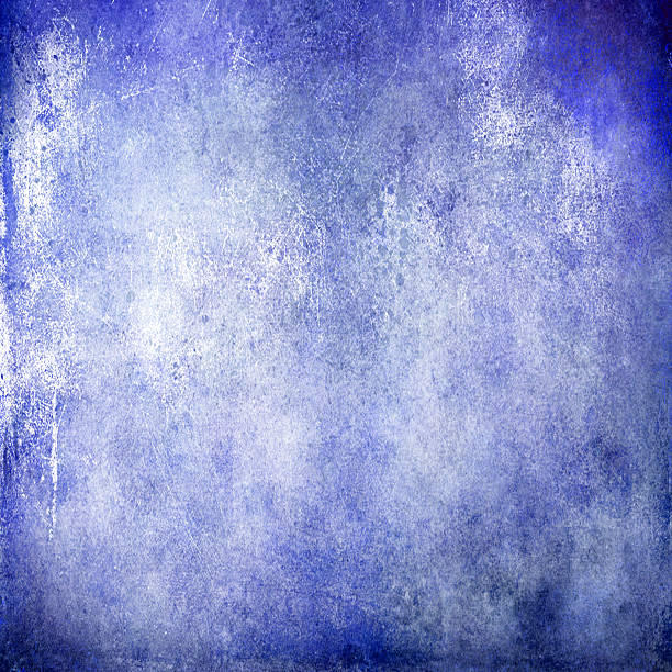 Fundo de grunge de textura de parede azul - foto de acervo