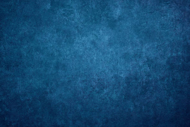 Blue grunge texture stock photo