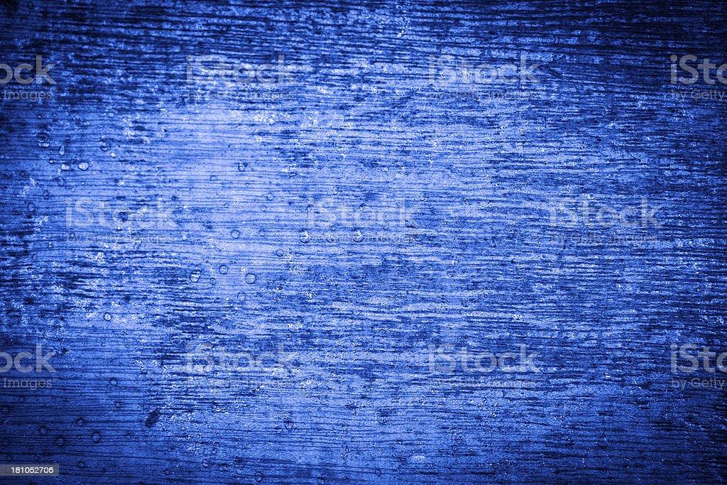 Blue grunge texture royalty-free stock photo