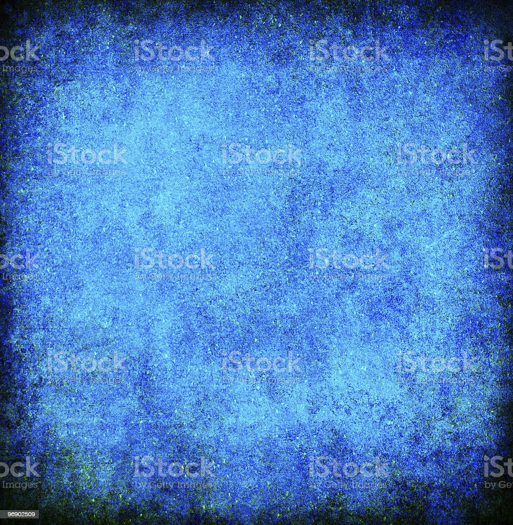 blue grunge textured abstract background royalty-free stock photo