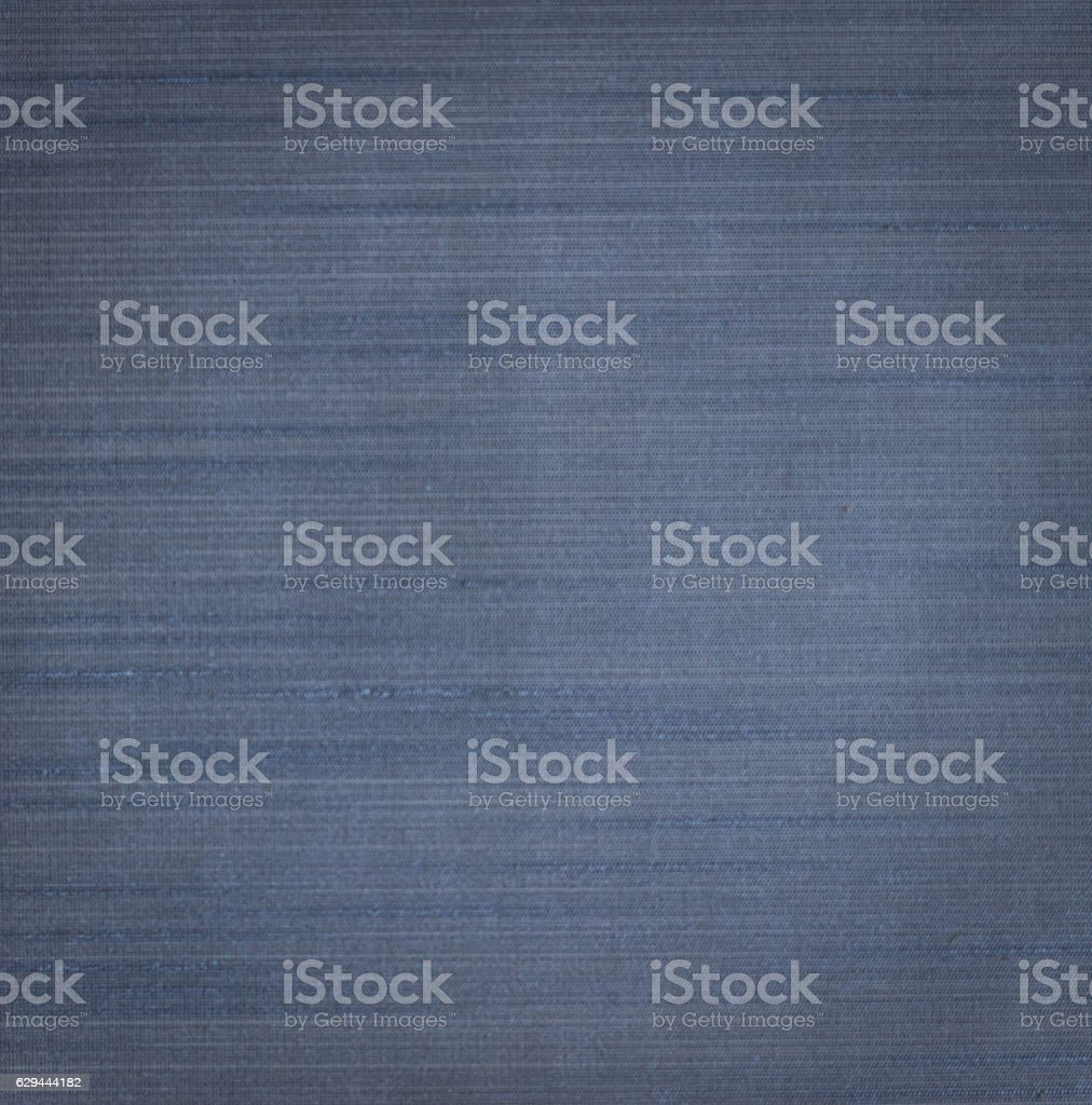 Blue Hand Made Texture stock photo