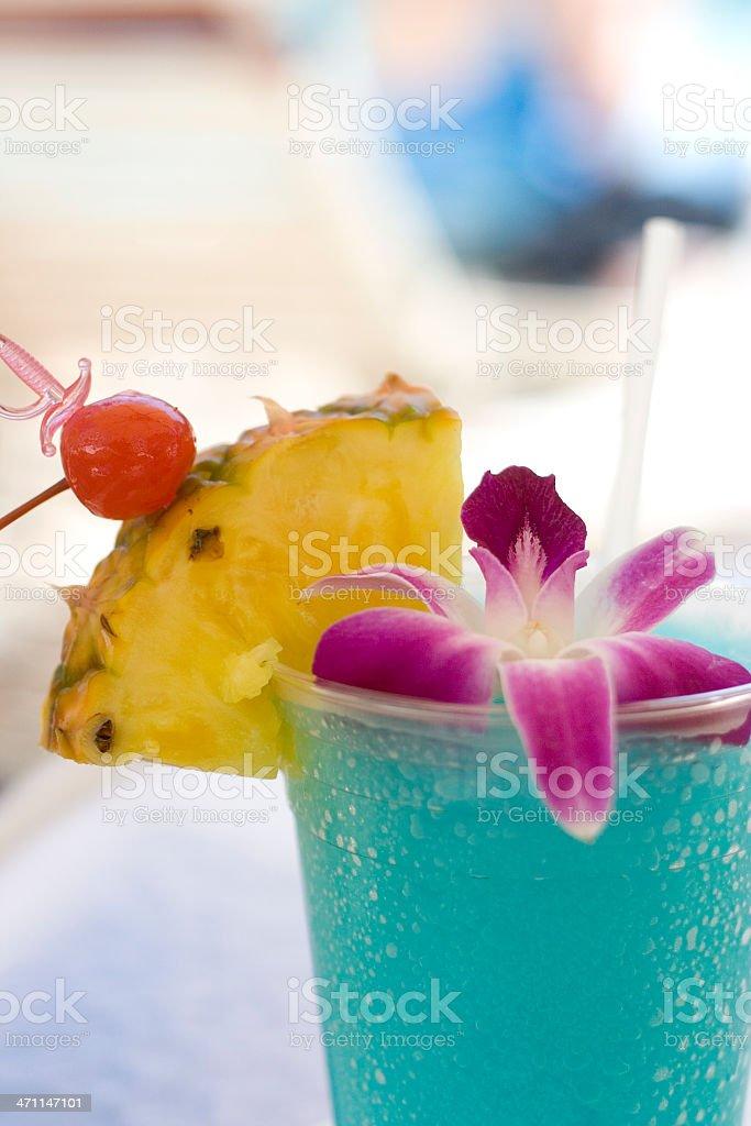 Blue Hawaï - Photo