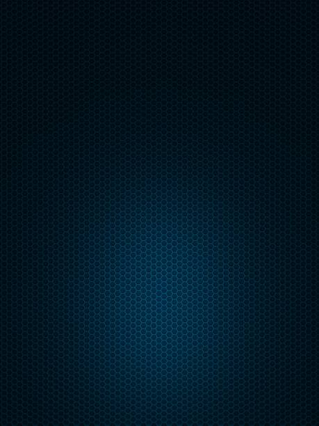 blue honeycomb stock photo