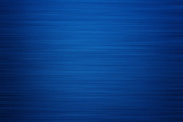 Blue horizontal  background vignette. Blue horizontal background  based on steel plate with vignette. brushed metal stock pictures, royalty-free photos & images