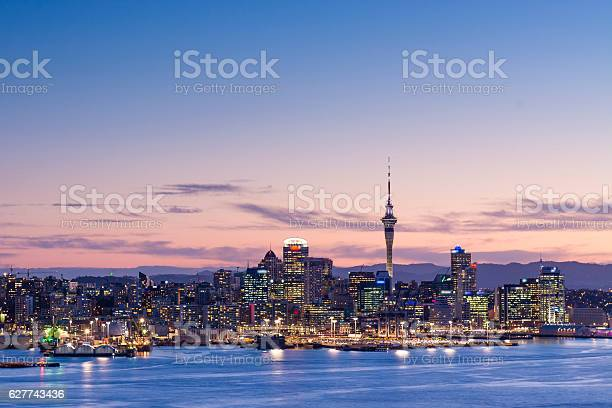 Photo of Blue Hour from Mount Victoria