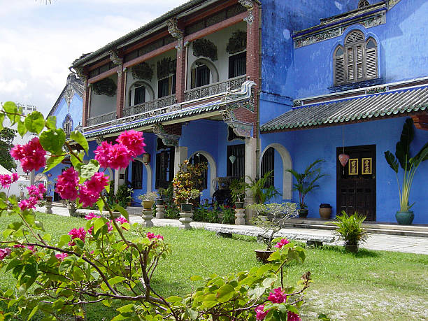 Blue House Penang, Malaysia – Foto