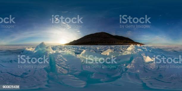 Blue hummocks of the ice baikal at sunset spherical vr 360 180 picture id900625438?b=1&k=6&m=900625438&s=612x612&h=xow4elvy2duivfinja jaydhs0ckha6lzb6a3x4 6ws=