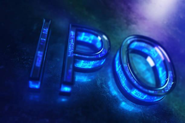 IPO-Hintergrund – Foto