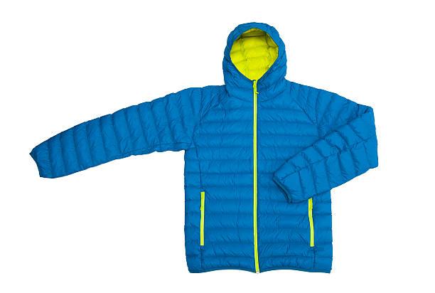 casaco azul - pena de pássaro algodão imagens e fotografias de stock