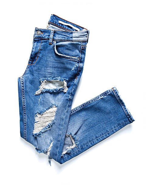 blue jean - jeans stock photos and pictures