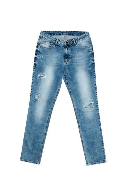 blue jean tecido - calça comprida - fotografias e filmes do acervo