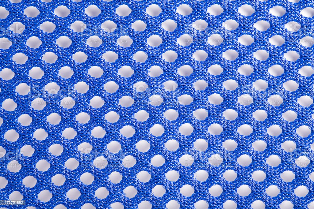 Blue Jersey Background royalty-free stock photo