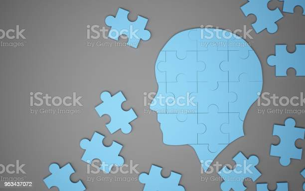 Blue jigsaw puzzle as a human brain creative idea concept 3d picture id953437072?b=1&k=6&m=953437072&s=612x612&h=4fhrnyrd8qrmb6zvs11pzktoqnqq9lej8slqblaqgse=