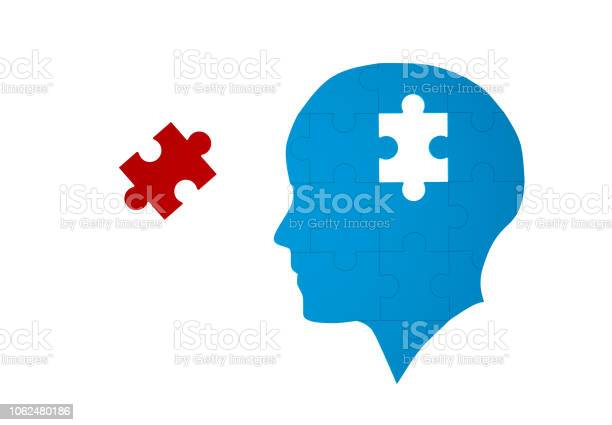 Blue jigsaw puzzle as a human brain on white background in medical picture id1062480186?b=1&k=6&m=1062480186&s=612x612&h=wes 7aoxy4s6n2rcitg7t4mzqgfqjhb5vpszw hkafe=