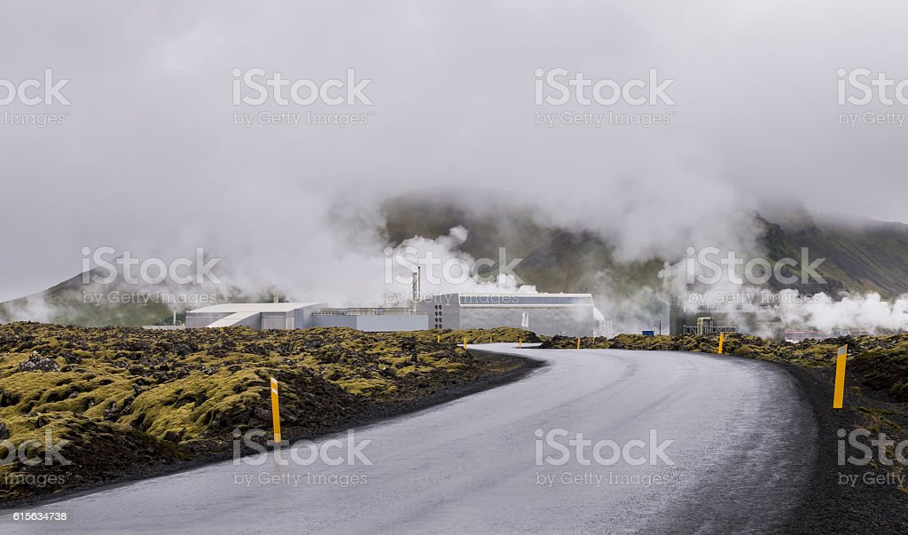 Blue Lagoon Geothermal Energy​​​ foto