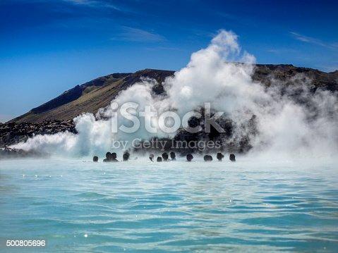 Blue Lagoon, Southern Peninsula, Iceland