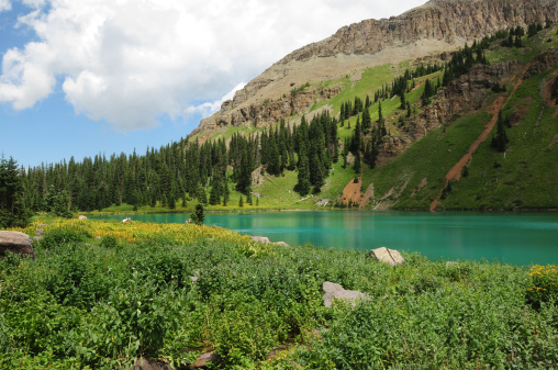 Blue Lake, Colorado
