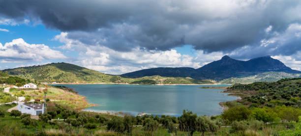Blue lake in zahara de la sierra cadiz province andalusia spain picture id1188821048?b=1&k=6&m=1188821048&s=612x612&w=0&h=ietep31mc9kp5ymxbhtvhiamvwu2acxrzur6pkdlwog=