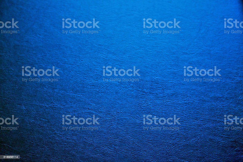 Blue Leather Fabric Texture Pattern Background Alien Skin Dinosaur Reptile stock photo