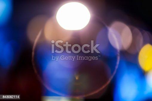 Lighting wallpaper, bokeh, backgrounds, light, lighting effect, spotlight,